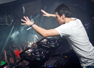 Photoreport: Laidback Luke at Ministry of Sound on 09.04.2011 2