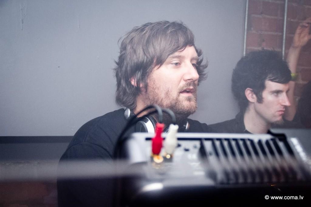Photoreport: Pendulum at club Egg on 15.04.2011 13