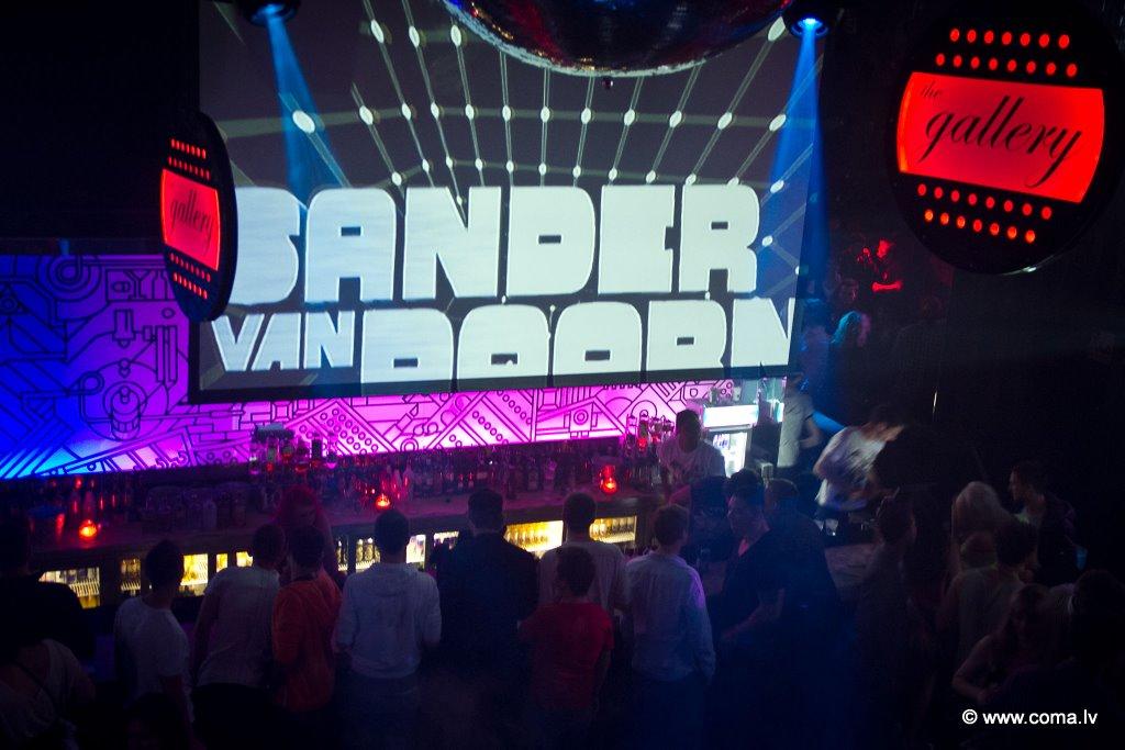 Photoreport: Sander van Doorn at Ministry of Sound on 27.05.2011 1
