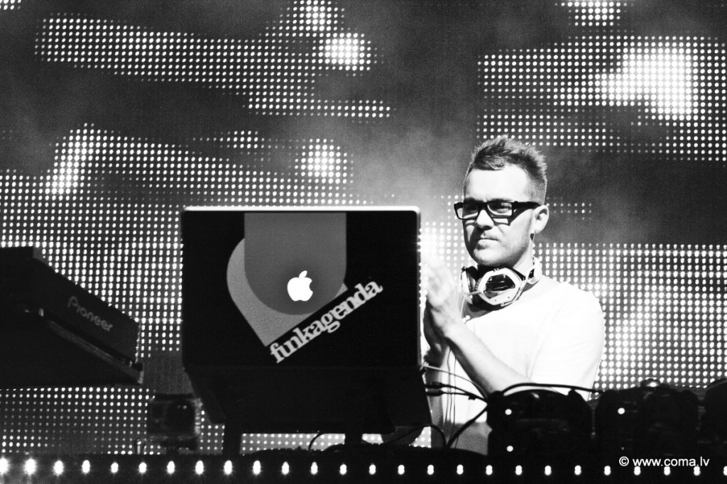 Photoreport: Toolroom Knights 5th Birthday Party, London, Brixton O2 Academy on 01.10.2011 7