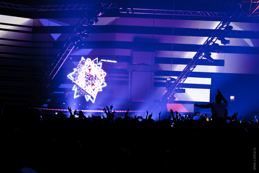 Photoreport: Together Winter Music Festival, Eric Prydz in Concert, London, Alexandra Palace, 26.11.2011 182