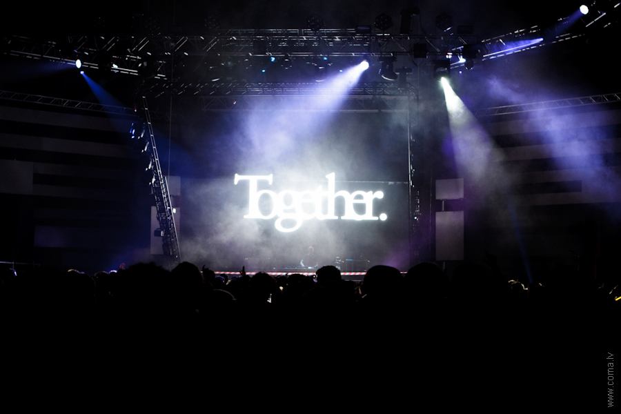 Photoreport: Together Winter Music Festival, Eric Prydz in Concert, London, Alexandra Palace, 26.11.2011 137