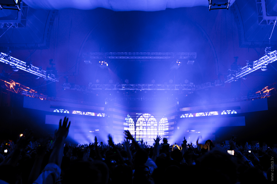 Photoreport: Together Winter Music Festival, Eric Prydz in Concert, London, Alexandra Palace, 26.11.2011 187
