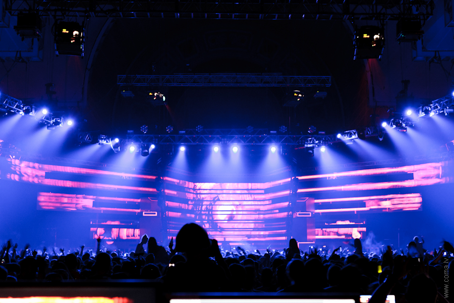 Photoreport: Together Winter Music Festival, Eric Prydz in Concert, London, Alexandra Palace, 26.11.2011 190
