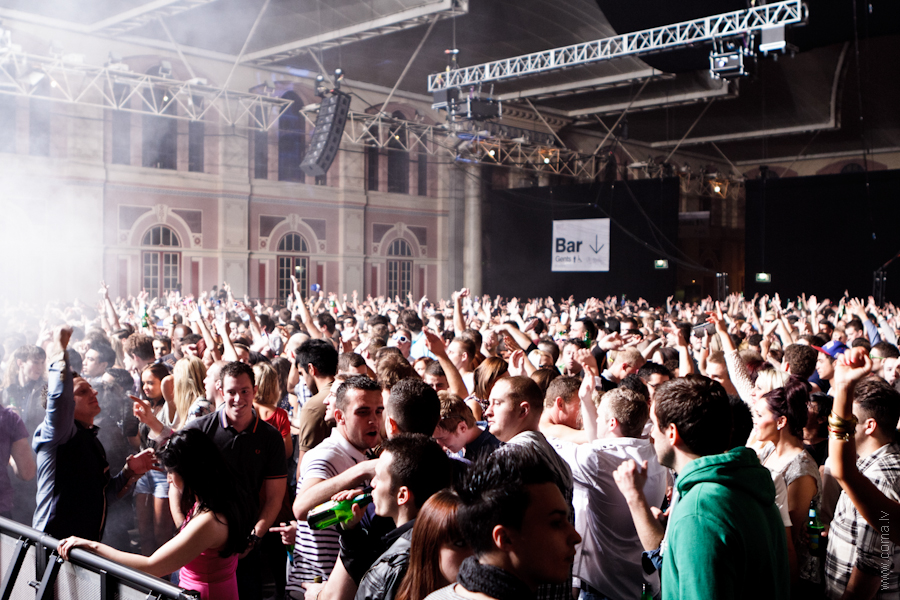 Photoreport: Together Winter Music Festival, Eric Prydz in Concert, London, Alexandra Palace, 26.11.2011 145