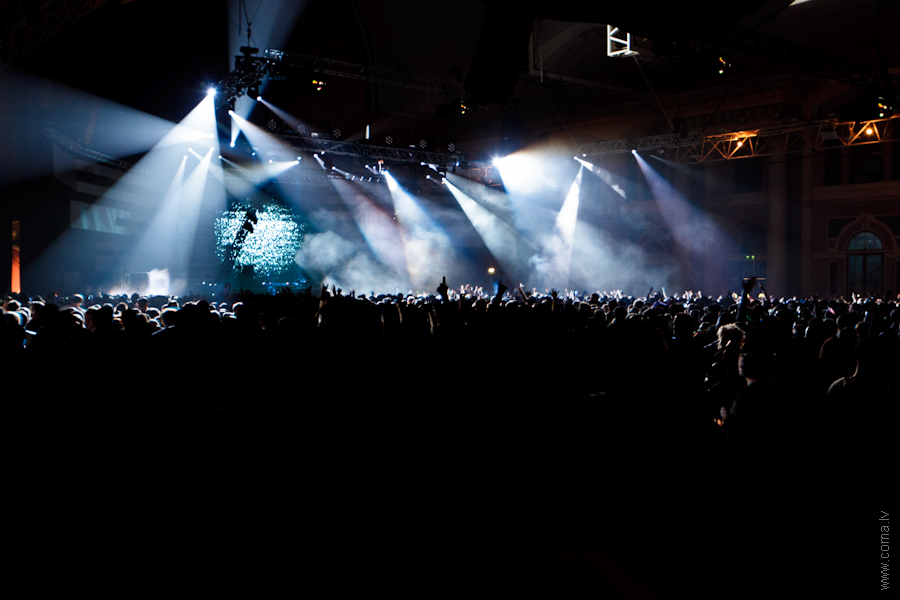 Photoreport: Together Winter Music Festival, Eric Prydz in Concert, London, Alexandra Palace, 26.11.2011 154