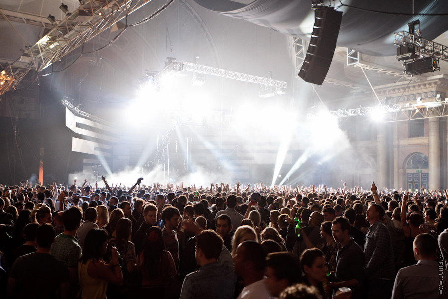 Photoreport: Together Winter Music Festival, Eric Prydz in Concert, London, Alexandra Palace, 26.11.2011 155