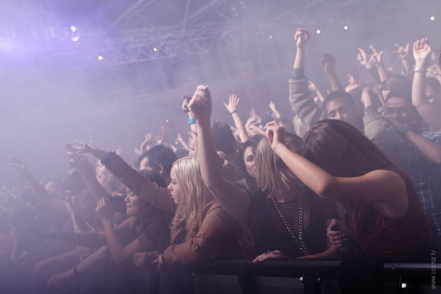 Photoreport: Together Winter Music Festival, Eric Prydz in Concert, London, Alexandra Palace, 26.11.2011 157