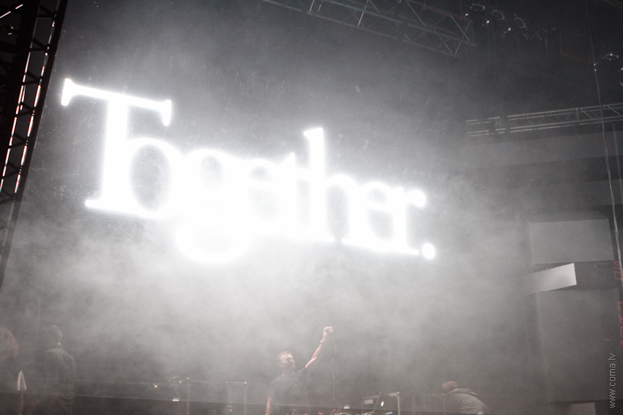 Photoreport: Together Winter Music Festival, Eric Prydz in Concert, London, Alexandra Palace, 26.11.2011 30
