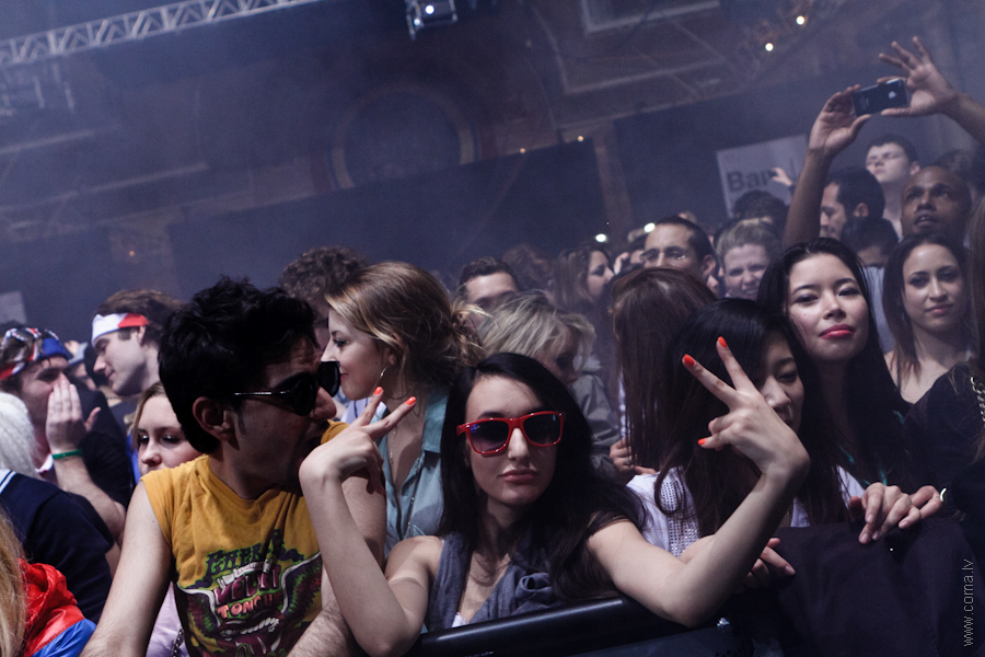 Photoreport: Together Winter Music Festival, Eric Prydz in Concert, London, Alexandra Palace, 26.11.2011 162