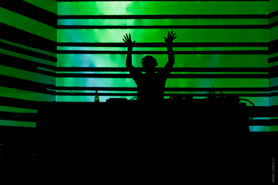 Photoreport: Together Winter Music Festival, Eric Prydz in Concert, London, Alexandra Palace, 26.11.2011 173