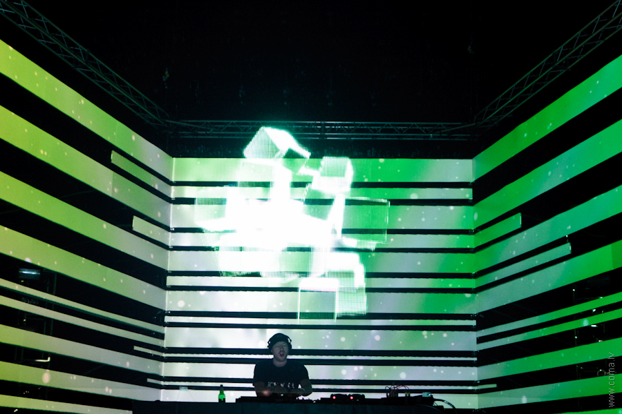 Photoreport: Together Winter Music Festival, Eric Prydz in Concert, London, Alexandra Palace, 26.11.2011 175