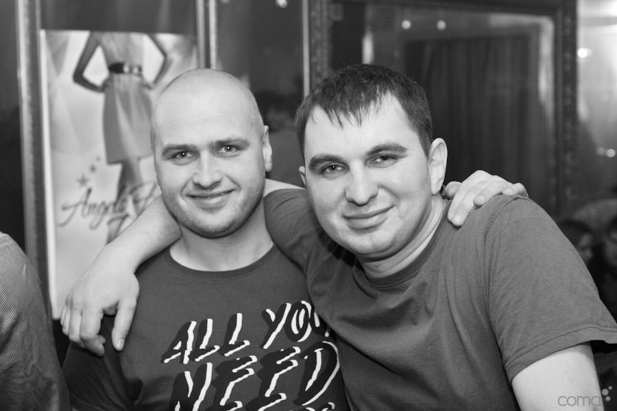 Photoreport: LaRocca, Riga, 03.02.2012 15