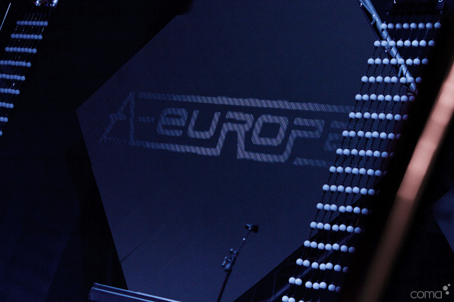 Photoreport: A-europa in Studio 69 Concert Hall, Riga, 08.03.2012 2