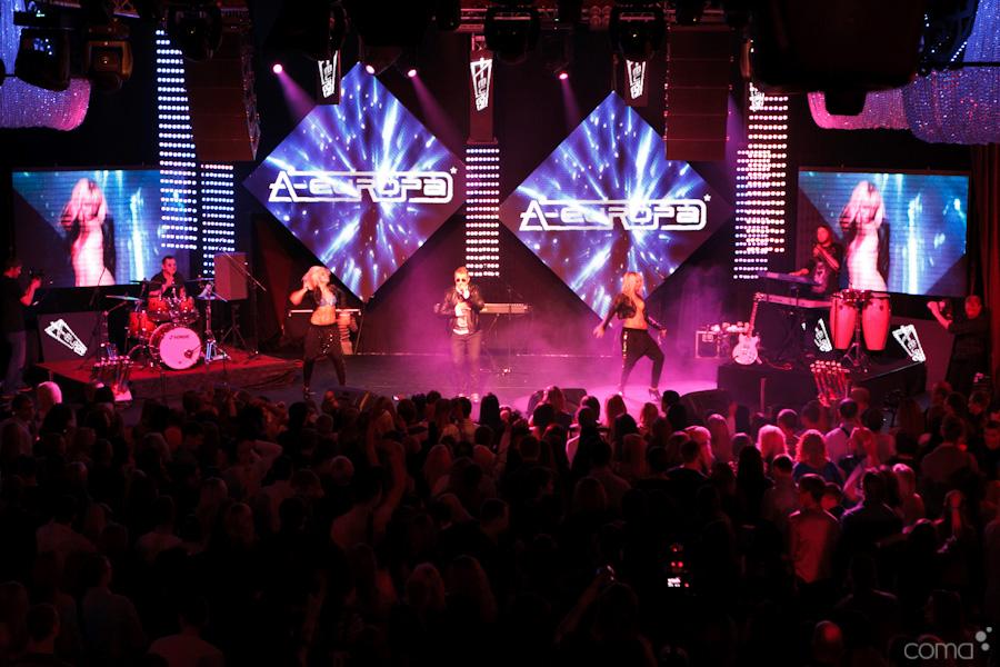 Photoreport: A-europa in Studio 69 Concert Hall, Riga, 08.03.2012 5