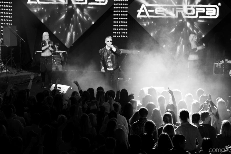 Photoreport: A-europa in Studio 69 Concert Hall, Riga, 08.03.2012 10