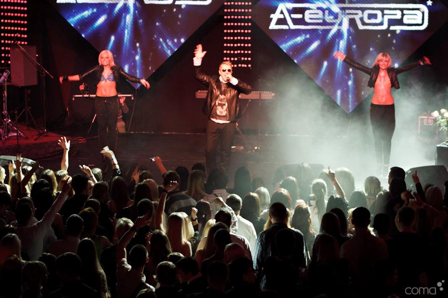 Photoreport: A-europa in Studio 69 Concert Hall, Riga, 08.03.2012 12