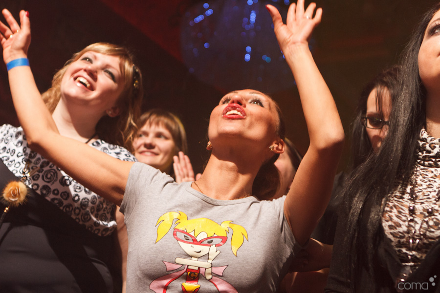 Photoreport: A-europa in Studio 69 Concert Hall, Riga, 08.03.2012 24