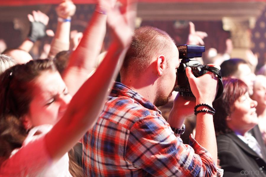 Photoreport: A-europa in Studio 69 Concert Hall, Riga, 08.03.2012 27