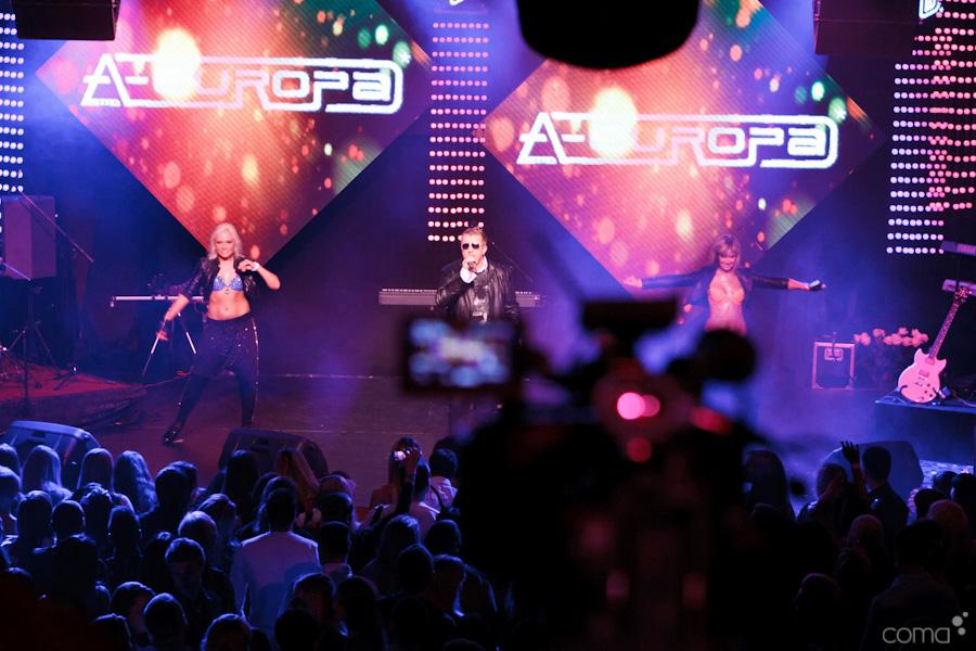Photoreport: A-europa in Studio 69 Concert Hall, Riga, 08.03.2012 34