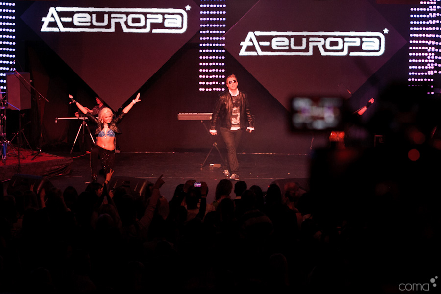 Photoreport: A-europa in Studio 69 Concert Hall, Riga, 08.03.2012 35
