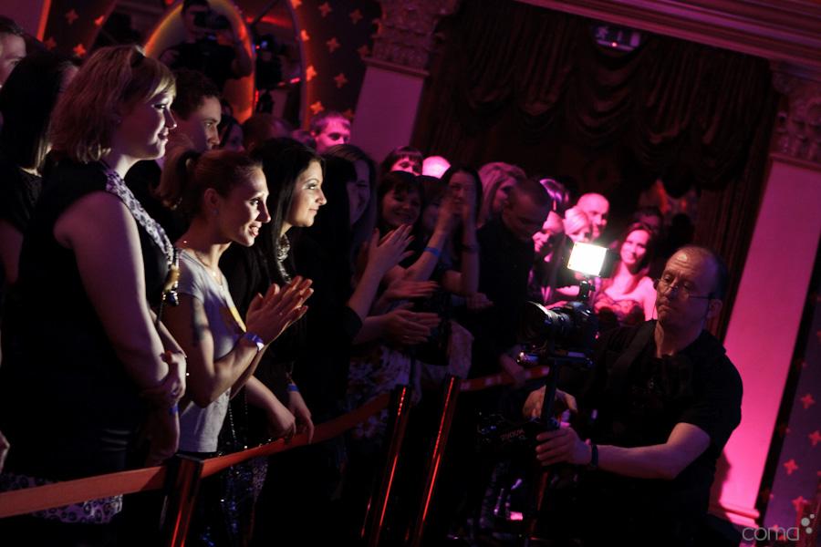 Photoreport: A-europa in Studio 69 Concert Hall, Riga, 08.03.2012 1