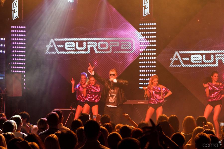 Photoreport: A-europa in Studio 69 Concert Hall, Riga, 08.03.2012 81