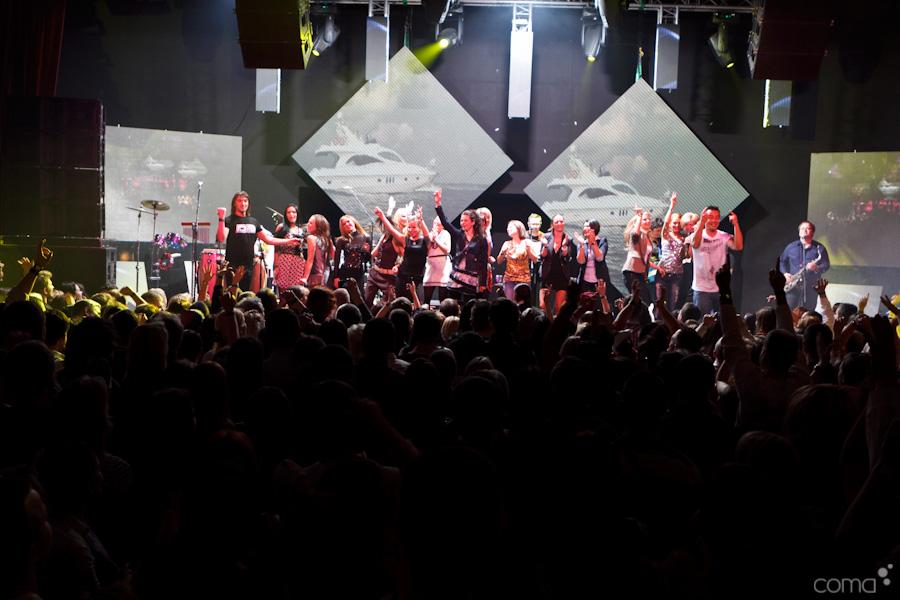 Photoreport: Diskoteka Avarija in Studio 69 Concert Hall, Riga, 23.03.2012 33