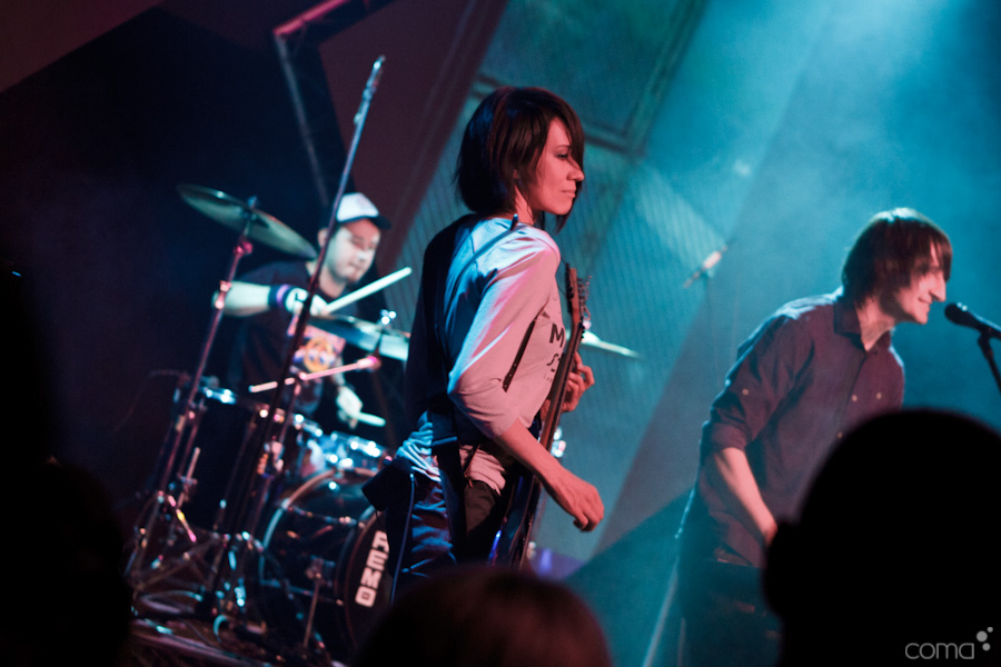 Photoreport: Gorod 312 in Studio 69 Concert Hall, Riga, 10.03.2012 154