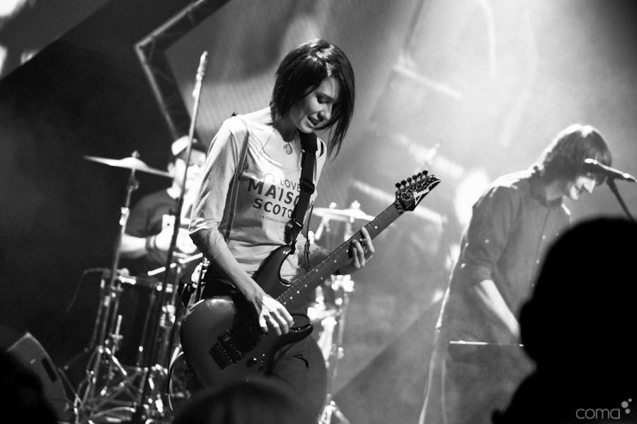 Photoreport: Gorod 312 in Studio 69 Concert Hall, Riga, 10.03.2012 11