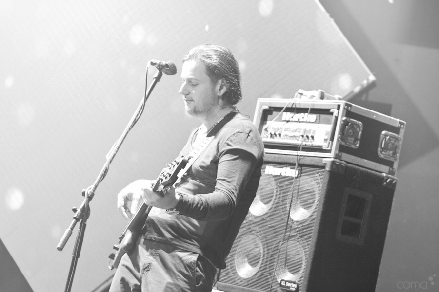 Photoreport: Gorod 312 in Studio 69 Concert Hall, Riga, 10.03.2012 12