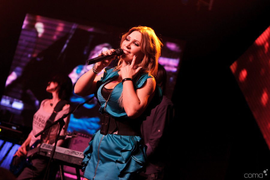 Photoreport: Gorod 312 in Studio 69 Concert Hall, Riga, 10.03.2012 13