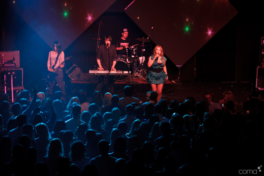 Photoreport: Gorod 312 in Studio 69 Concert Hall, Riga, 10.03.2012 18