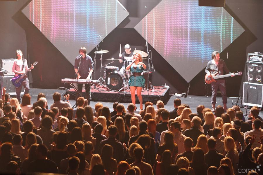 Photoreport: Gorod 312 in Studio 69 Concert Hall, Riga, 10.03.2012 20
