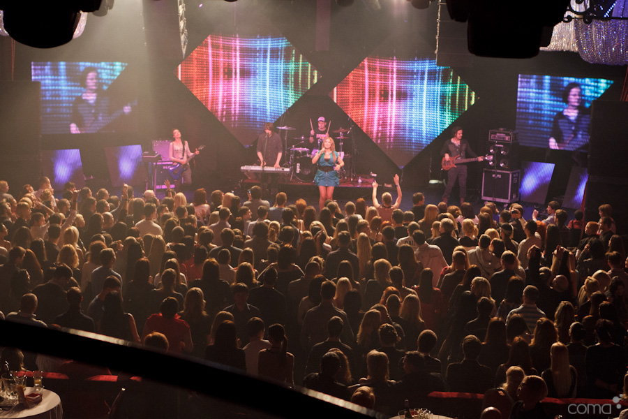 Photoreport: Gorod 312 in Studio 69 Concert Hall, Riga, 10.03.2012 21