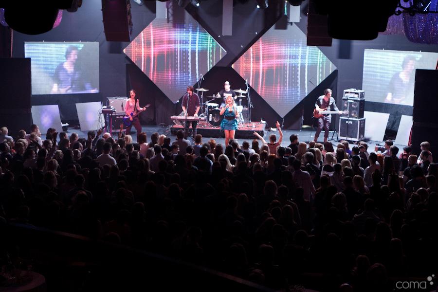 Photoreport: Gorod 312 in Studio 69 Concert Hall, Riga, 10.03.2012 22