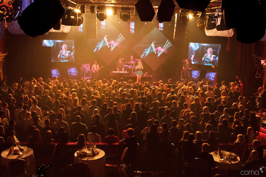 Photoreport: Gorod 312 in Studio 69 Concert Hall, Riga, 10.03.2012 23
