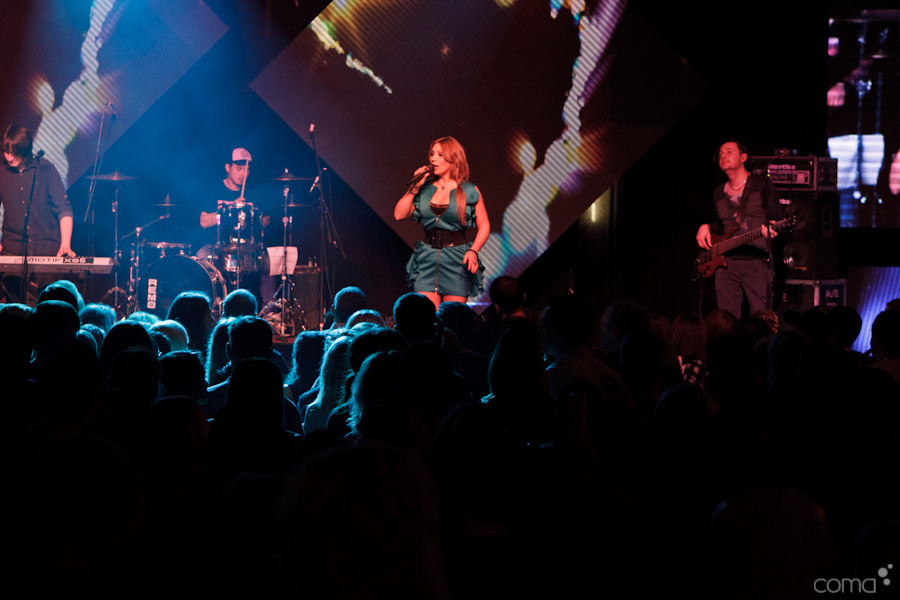 Photoreport: Gorod 312 in Studio 69 Concert Hall, Riga, 10.03.2012 25