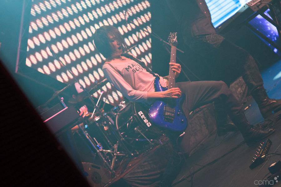 Photoreport: Gorod 312 in Studio 69 Concert Hall, Riga, 10.03.2012 34