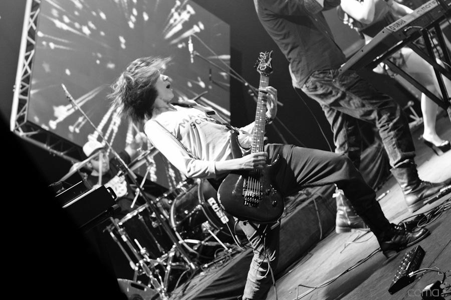 Photoreport: Gorod 312 in Studio 69 Concert Hall, Riga, 10.03.2012 36