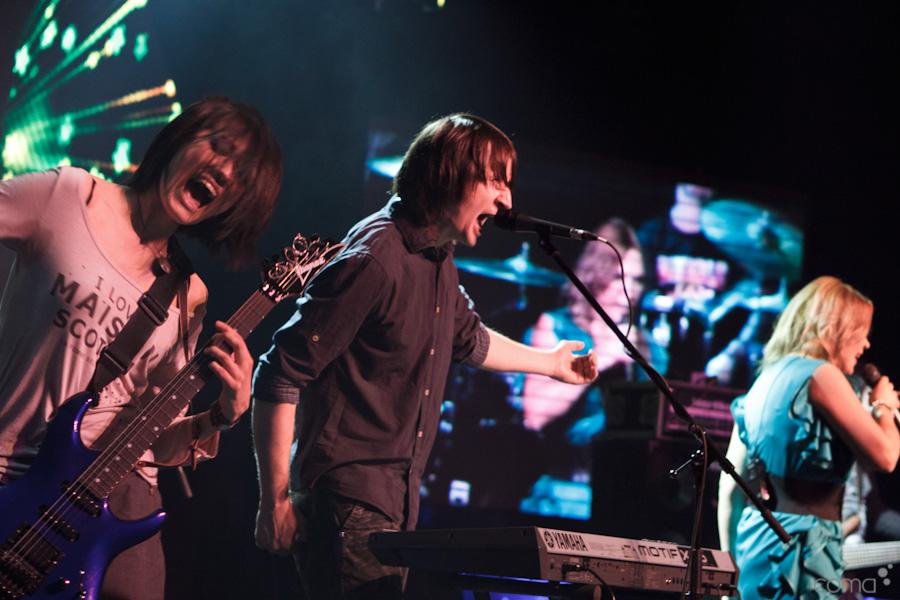 Photoreport: Gorod 312 in Studio 69 Concert Hall, Riga, 10.03.2012 43