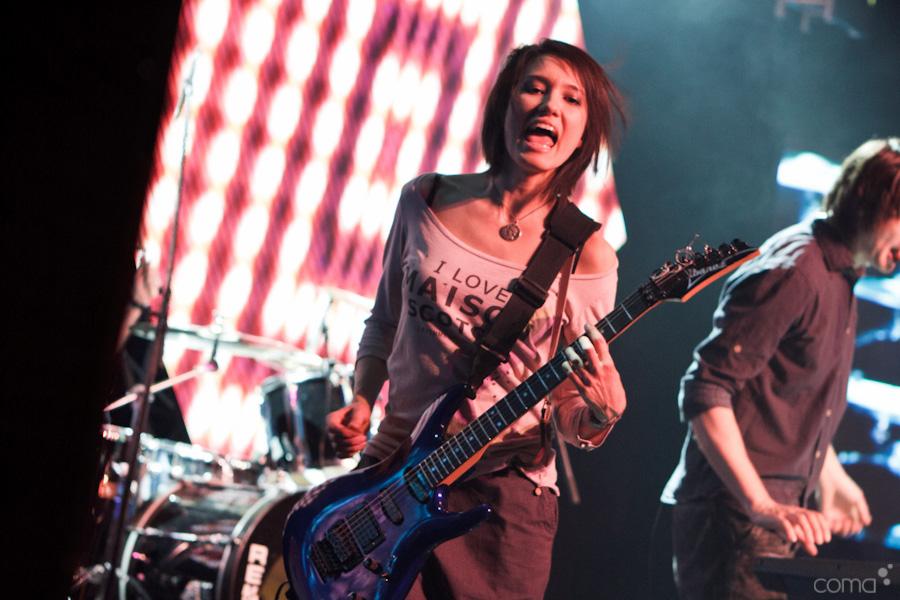 Photoreport: Gorod 312 in Studio 69 Concert Hall, Riga, 10.03.2012 44