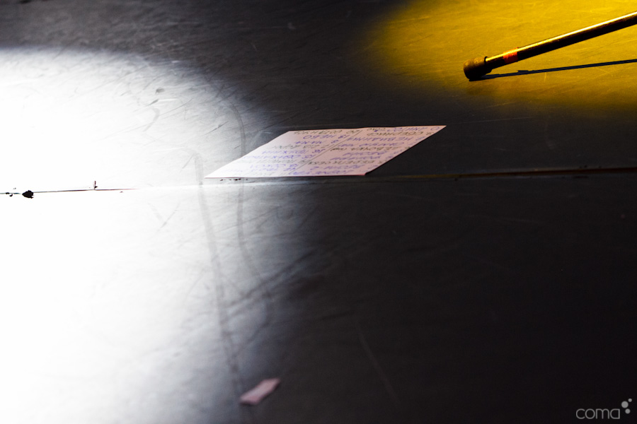 Photoreport: Gorod 312 in Studio 69 Concert Hall, Riga, 10.03.2012 45
