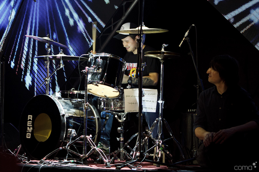 Photoreport: Gorod 312 in Studio 69 Concert Hall, Riga, 10.03.2012 48