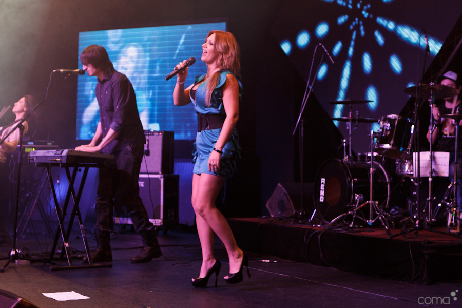 Photoreport: Gorod 312 in Studio 69 Concert Hall, Riga, 10.03.2012 6