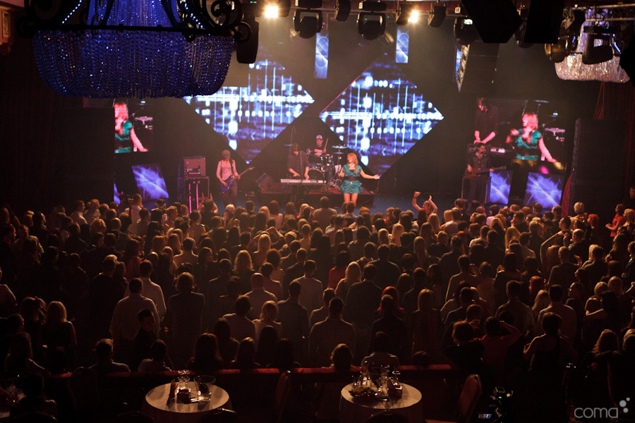 Photoreport: Gorod 312 in Studio 69 Concert Hall, Riga, 10.03.2012 53