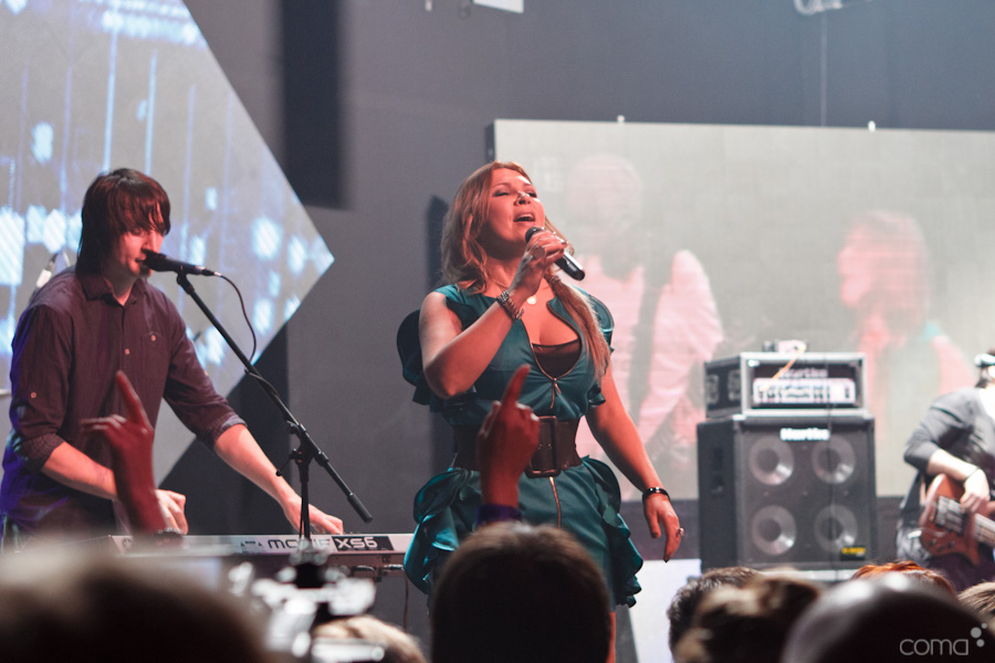 Photoreport: Gorod 312 in Studio 69 Concert Hall, Riga, 10.03.2012 54