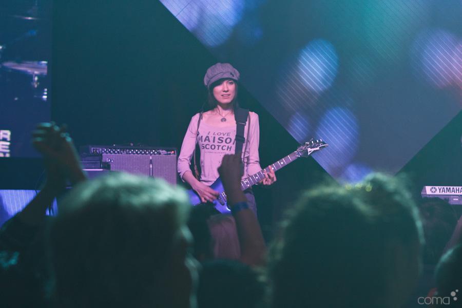 Photoreport: Gorod 312 in Studio 69 Concert Hall, Riga, 10.03.2012 59