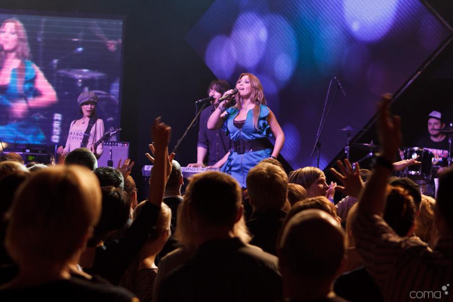 Photoreport: Gorod 312 in Studio 69 Concert Hall, Riga, 10.03.2012 60