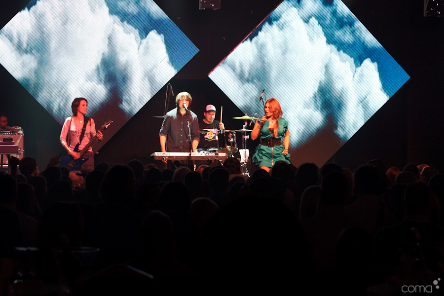 Photoreport: Gorod 312 in Studio 69 Concert Hall, Riga, 10.03.2012 70